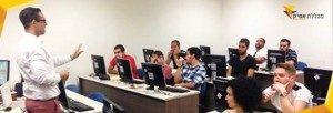כיתת לימוד במכללת אפיק
